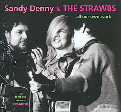 ALL OUR OWN WORK BY DENNY,SANDY (CD)